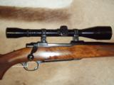 Ruger M77 (Old Style) 7mm Rem Mag with Scope and Top Tang Safety - 9 of 12