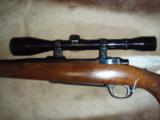 Ruger M77 (Old Style) 7mm Rem Mag with Scope and Top Tang Safety - 3 of 12