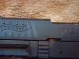 Walther P22 Targer 22cal LR Pistol - 4 of 5