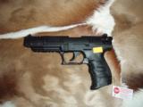 Walther P22 Targer 22cal LR Pistol - 1 of 5