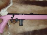 Mossberg model 802 plinkster 22cal rifle (PINK) - 3 of 7