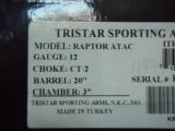 TriStar Raptor ATAC 12 ga 3