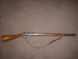 Lyman 58 cal black powder rifle - 1 of 9