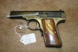 Smith & Wesson .32 auto pistol Serial #130 - 1 of 9