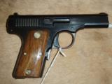 Smith & Wesson .32 auto pistol Serial #130 - 2 of 9