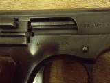Smith & Wesson .32 auto pistol Serial #130 - 6 of 9