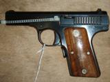 Smith & Wesson .32 auto pistol Serial #130 - 3 of 9