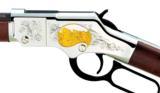 Henry Goldenboy H004AF .22 lr American Tribute Rifle NEW (Hard to Find) - 2 of 3