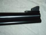 Ruger New Model Blackhawk .45 Colt 6-shot revolver 4 5/8