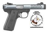 RUGER 22/45LT SA Threaded Barrel Pistol #3906 NEW - 1 of 1
