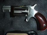 North American Arms Sidewinder 5-shot Mini Revolver .22 mag NEW - 3 of 5