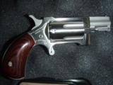 North American Arms Sidewinder 5-shot Mini Revolver .22 mag NEW - 2 of 5