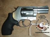 Smith & Wesson S&W 60-9 5-shot revolver, .357 mag, 2.125 - 1 of 9