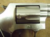 Smith & Wesson S&W 60-9 5-shot revolver, .357 mag, 2.125 - 7 of 9