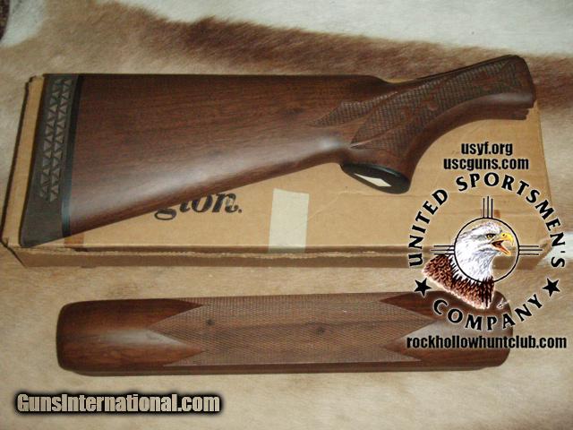 Remington 1100 LT 20 ga. Satin Stock & Forearm - 1 of 4