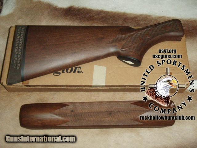 Remington 1100 LT 20 ga. Satin Stock & Forearm - 1 of 9