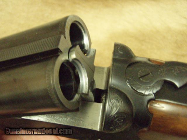 SKB/Ithaca Model 280 SxS 20 ga 25 - 11 of 12
