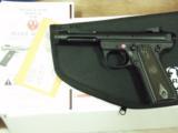 Ruger 22/45 LITE semi-auto .22 lr pistol Black - 1 of 7