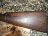 Antique 12 gauge SxS- 2 of 7