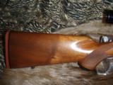 Ruger Model 77 bolt action Pre Warning 7mm w/ scope - 5 of 8