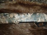 Remington M887 12G Full Camo nitromag pump shotgun mossy oak - 7 of 9