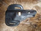 Custom Made leather Holsters for Judge pistol red or black let us know - 3 of 5