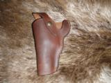 Custom Made leather Holsters for Judge pistol red or black let us know - 2 of 5