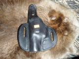 Custom Made leather Holsters for Judge pistol red or black let us know - 5 of 5