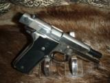 Smith and Wesson 9MM Model 59 Nickel- 2 of 3