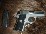 Colt .380 Mustang Pocketlite Brushed Anodized Aluminum - 2 of 3