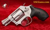 Smith & Wesson M637 .38 Chiefs Special Airweight Revolver - 6 of 6