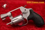 Smith & Wesson M637 .38 Chiefs Special Airweight Revolver - 3 of 6