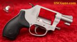 Smith & Wesson M637 .38 Chiefs Special Airweight Revolver - 4 of 6