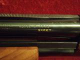 Winchester Model 12 Pigeon Grade 28 gauge Custom Engraved by Angelo BeeNEW PRICE!! - 5 of 8
