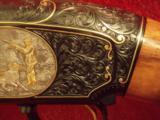 Winchester Model 12 Pigeon Grade 28 gauge Custom Engraved by Angelo BeeNEW PRICE!! - 7 of 8