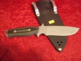 Sought Gear Knife and Case - 2 of 3