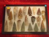 Reproduction Native american Arrow Heads - 1 of 1