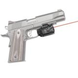 Crimson Trace Rail Master Pro- Universal Rail Mount Red Laser/LED