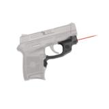 Crimson Trace Laserguard Smith&Wesson M&P Bodyguard 380 Red Laser
