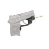 Crimson Trace Laserguard Smith&Wesson M&P Bodyguard 380 Green Laser/LED