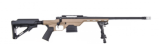 MOSSBERG MVP LC 7.62MM NATO (.308 WIN) Light Chassis Tan & Black - 1 of 10