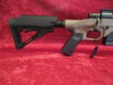 MOSSBERG MVP LC 7.62MM NATO (.308 WIN) Light Chassis Tan & Black - 3 of 10