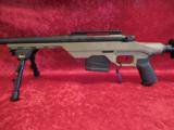 MOSSBERG MVP LC 7.62MM NATO (.308 WIN) Light Chassis Tan & Black - 9 of 10