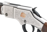 Henry American Beauty Lever Action Rifle .22 s/l/lr Model #H004AB - 3 of 3