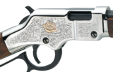 Henry American Beauty Lever Action Rifle .22 s/l/lr Model #H004AB - 2 of 3