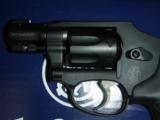 Smith & Wesson S&W Model 351C AirLite 7-shot revolver .22 mag Item #103351 - 1 of 6