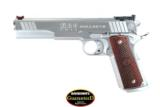 "METRO ARMS 1911 BULLSEYE 45AP 6"" BARREL - 1 of 1"