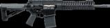 "POF-USA P308 GEN4 7.62X51 NATO 14.5"" BARREL - BLACK RECEIVER- 11.5"" RAIL - 1 of 1"