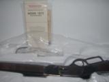 Winchester Model 1873 Short Rifle 45Colt Case Color Hardened - 5 of 6