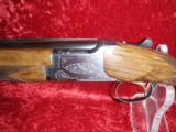 "Charles Daly BC Miroku O/U 20 ga. 26"" VR Nice Hand Engraving with same design as the Browning Superposed - 2 of 13"